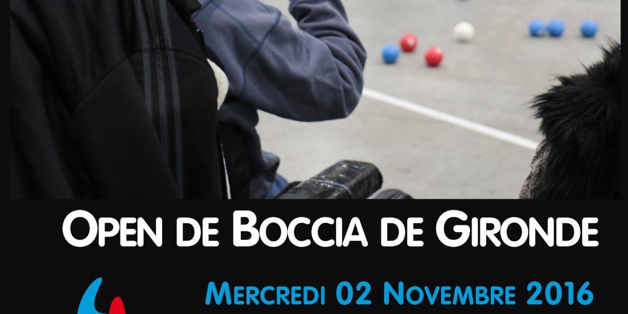 Open de Boccia Gironde