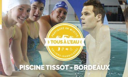 Tous à l'Eau! 3 Décembre 2017 – Piscine Tissot à Bordeaux