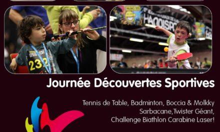 Découvertes Sportives Jeunes – 12 Avril 2017 – Bordeaux