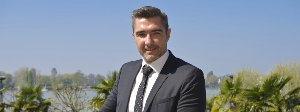 Frédéric DELPY, Président de la FFH