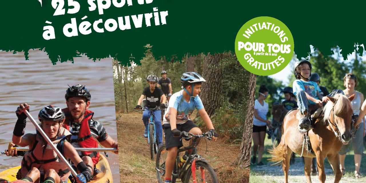 Journée Départementale des Sport de Nature Hostens