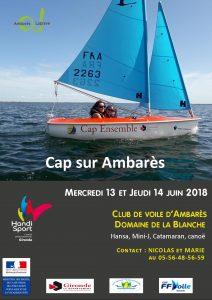 CAP' sur Ambarès! @ Base Nautique Robert LAGUNE | Ambarès-et-Lagrave | Nouvelle-Aquitaine | France