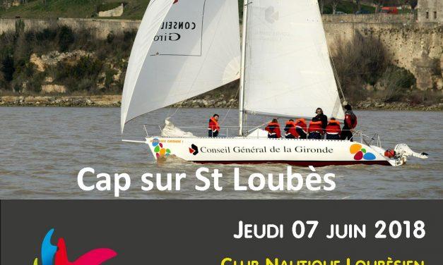 Cap Saint Loubès le jeudi 7 juin