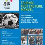 Tournoi de Foot Fauteuil Manuel