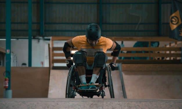 Roller Skate Handi