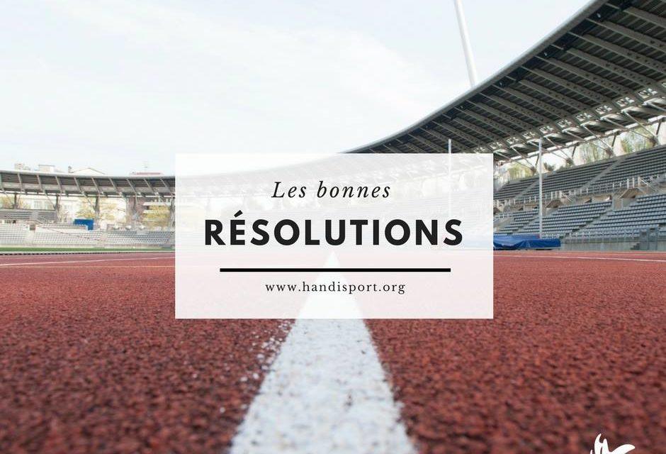 Les Bonnes Résolutions!