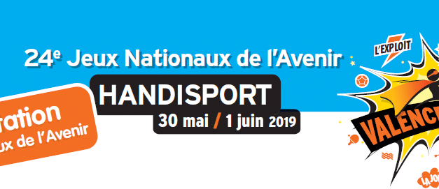 Jeux Nationaux de l'Avenir 2019!
