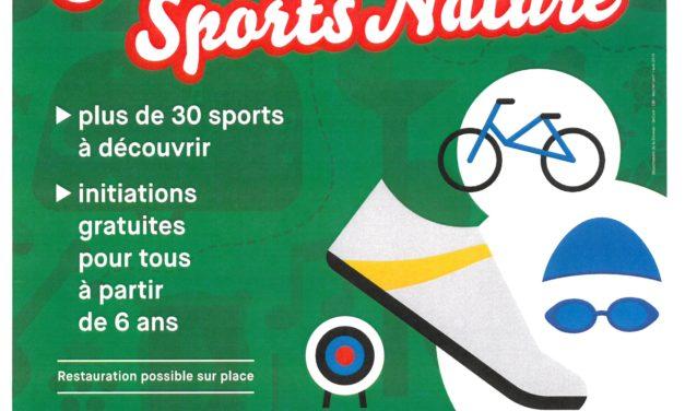 Journée Départementale des Sports de Nature 2019