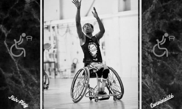 Ecole departementale de basket fauteuil